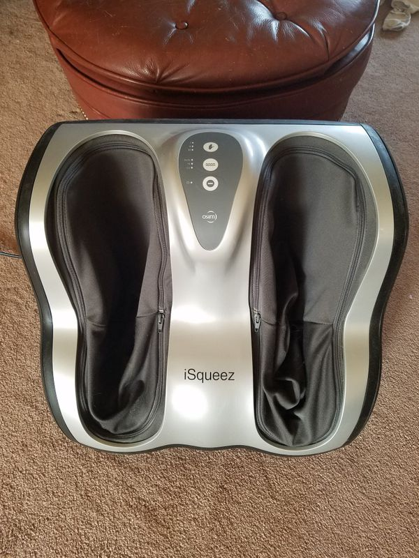 Brookstone ISqueeze for Sale: Product Demo - YouTube