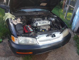 1996 Honda Accord Thumbnail