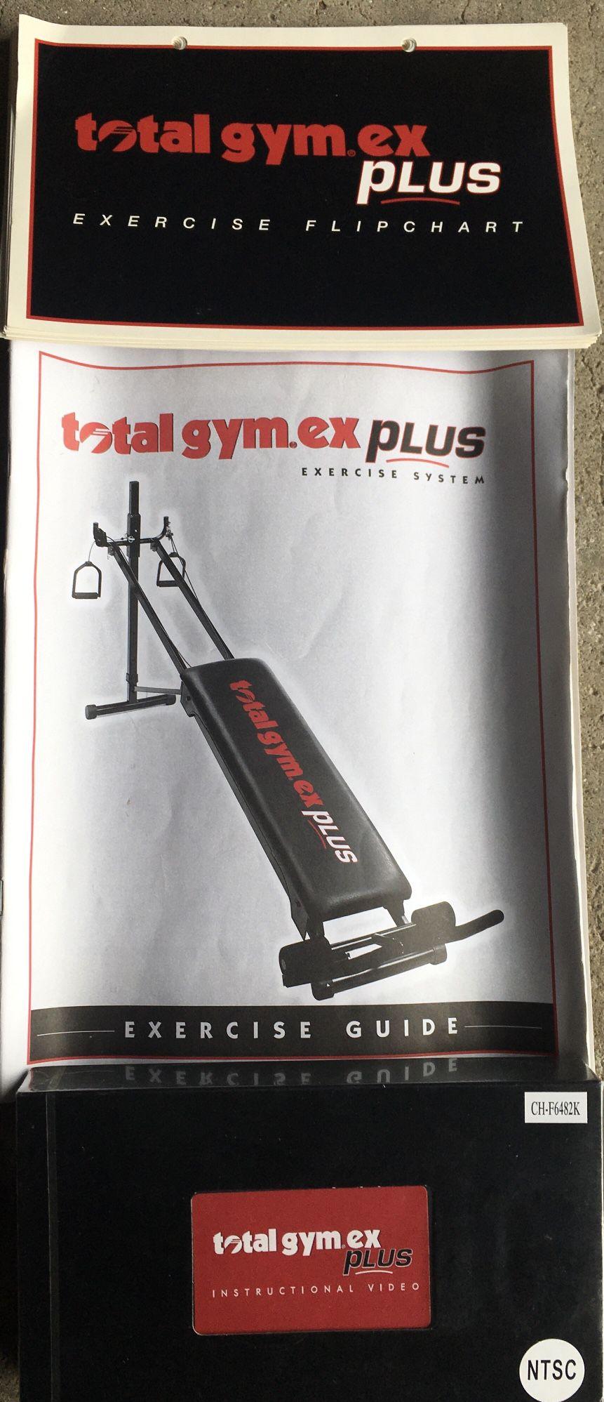 Total Gym Plus