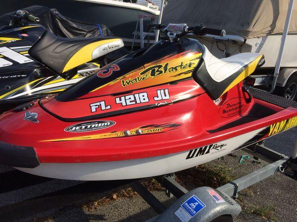 Yamaha Waveblaster 1200cc Mod ski  FAST for Sale in Orlando, FL - OfferUp