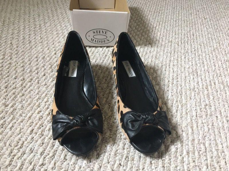 Steve Madden Brink Leopard shoes