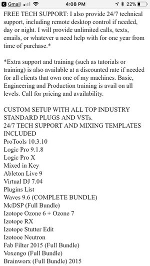 Control 24 Pro Tools 10