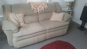 Sofa With 2 Retractable Foot Rests For In Philadelphia Pa