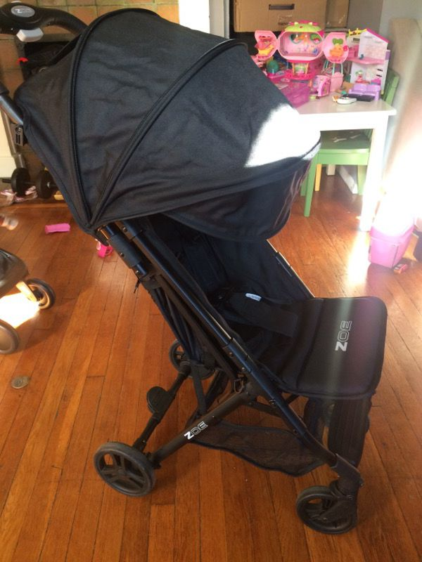 Zoe Xlc V2 Like New Travel Stroller 10lbs For Sale In New Rochelle Ny Offerup