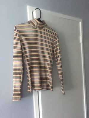 3205a3438f The Limited vintage striped turtleneck 🐢 size Large but fits a size medium  ☺ for