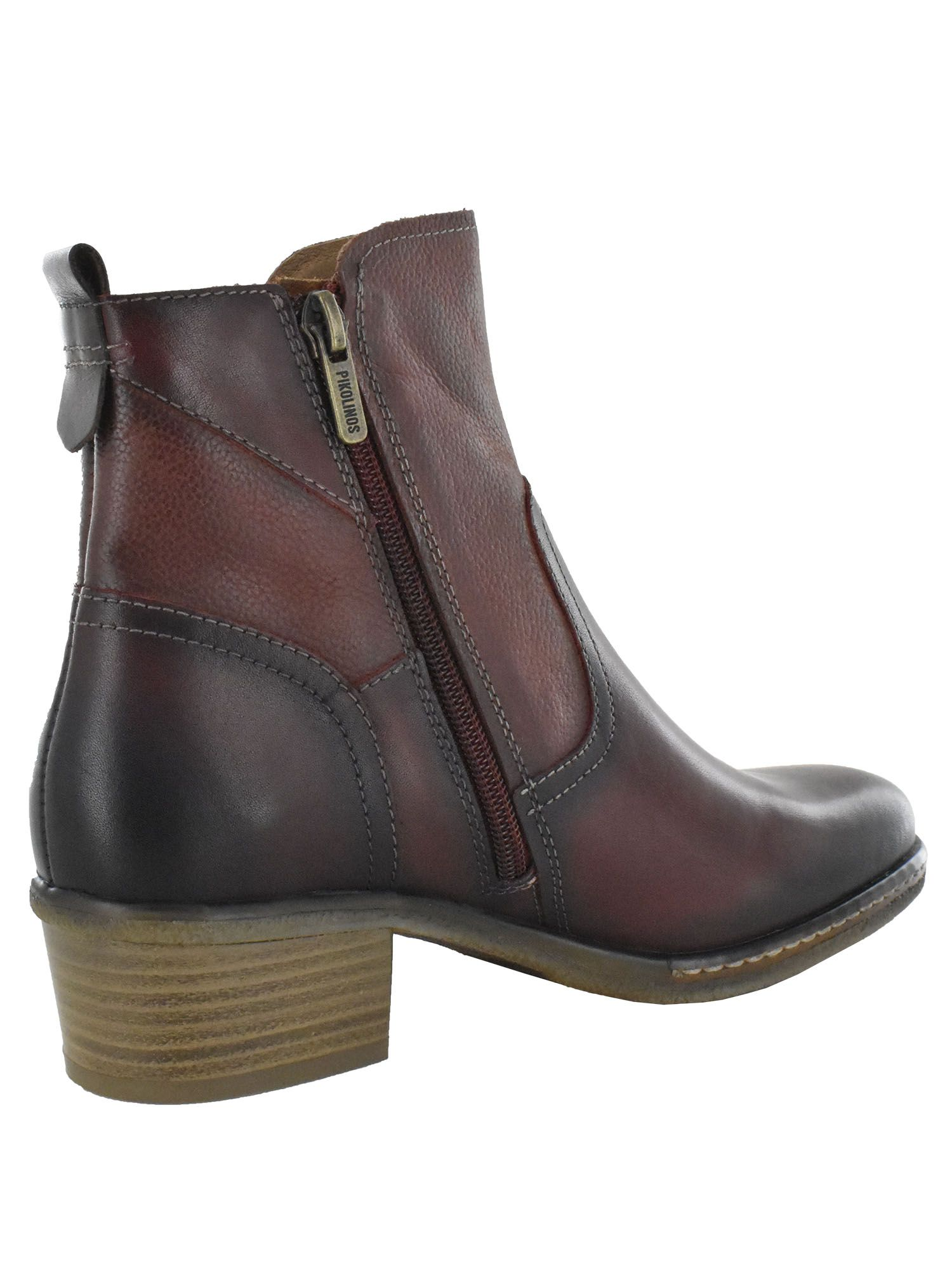 Pikolinos Womens Zaragoza W9H-8704 Ankle Boots, Arcilla, 35 M EU / 4.5-5 M US