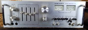 Vintage Scotts amplifier A436 for Sale in Medford, OR