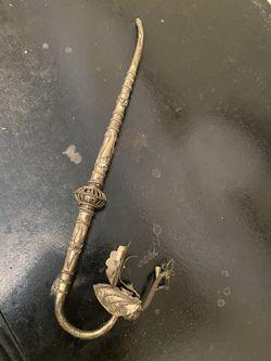 Antique opium pipe Thumbnail