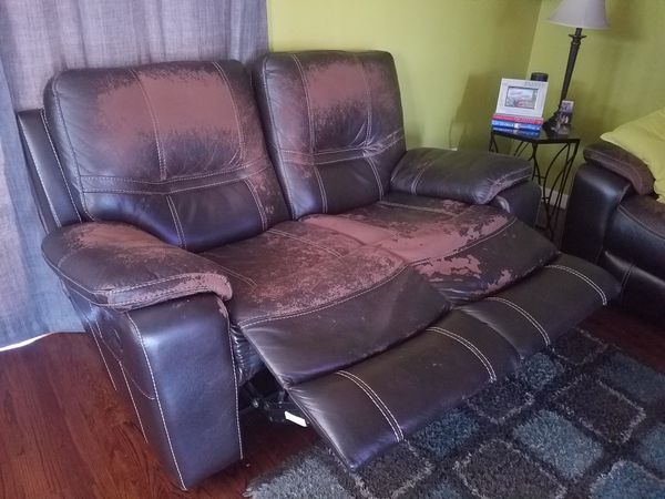Peachy New And Used Reclining Loveseat For Sale In Paramount Ca Gmtry Best Dining Table And Chair Ideas Images Gmtryco