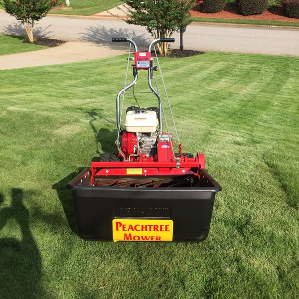 C 27 Tru Cut Reel Mower For Sale In Peachtree City Ga