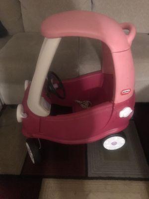 Photo Little Tikes Princess Cozy Coupe pink car