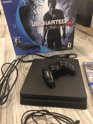 Playstation 4 Slim PS4 for Sale in Washington, DC