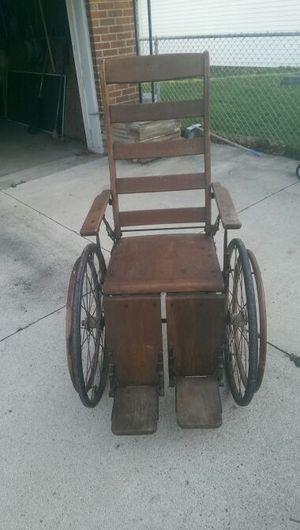 Antique Wheelchair for Sale in Detroit, MI