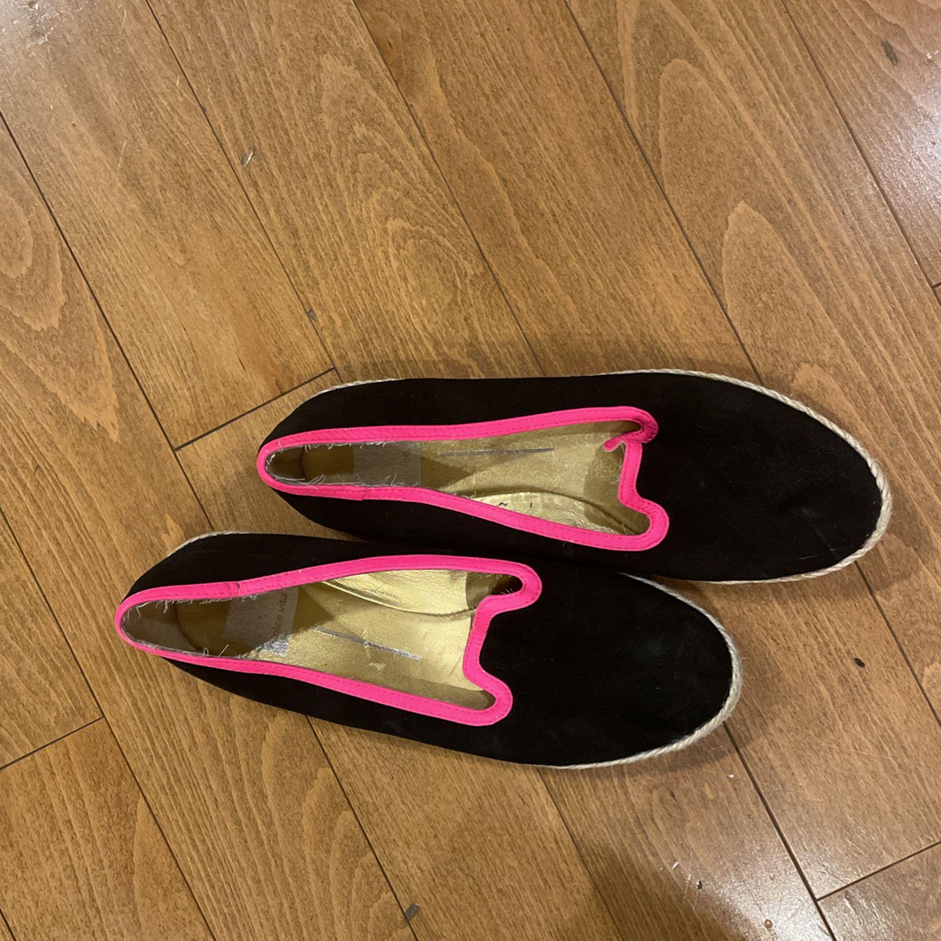 Cute Girly Flat Shoes