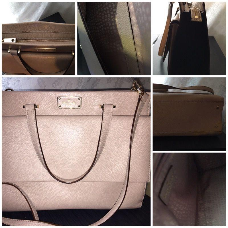 Nwot Kate Spade Large convertible bag