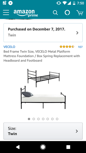 New and Used Bed frames for Sale in Gainesville, FL - OfferUp