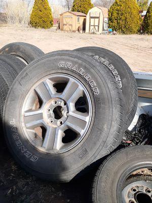 Photo 07 ford f150 wheels