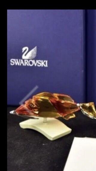 Swarovski Paradise Fish