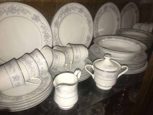 Mikasa Fine China Dresden Rose 43 piece set for Sale in Helotes, TX ...
