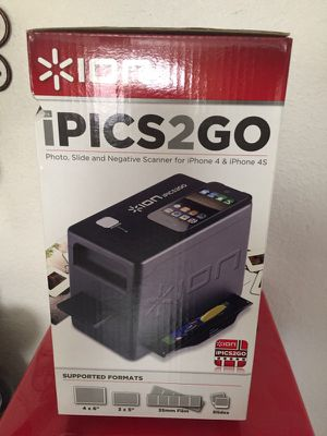 ION iPics 2 GO For iPhone 4 & 4S. New In Box for Sale in Scottsdale, AZ