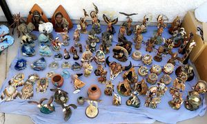 Native American Collectible Statues & Sculptures for Sale in Mesa, AZ