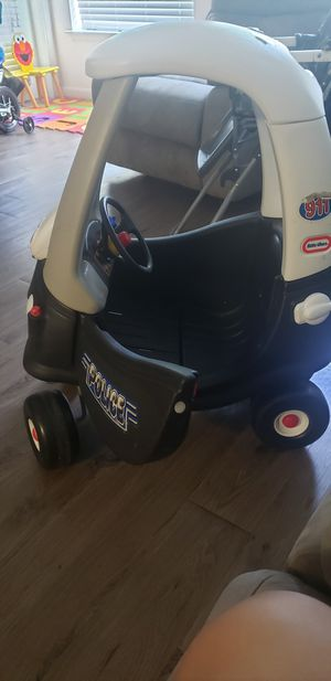 Photo Cozy coupe good condition no holds first to come