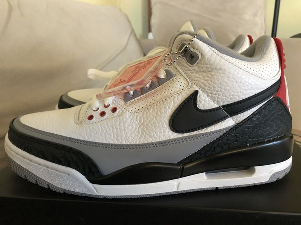 save off 3ea47 42348 Air Jordan 3 Retro Tinker NRG size 9.5 for Sale in Berkeley, CA - OfferUp