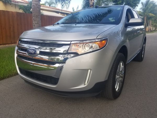 Ford Edge Finance Available Cars Trucks In Miramar Fl Offerup