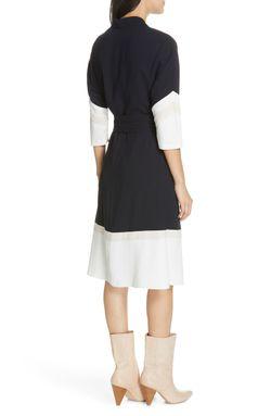 Joie   Aydrien Colorblock Dress   Multi   8 Thumbnail