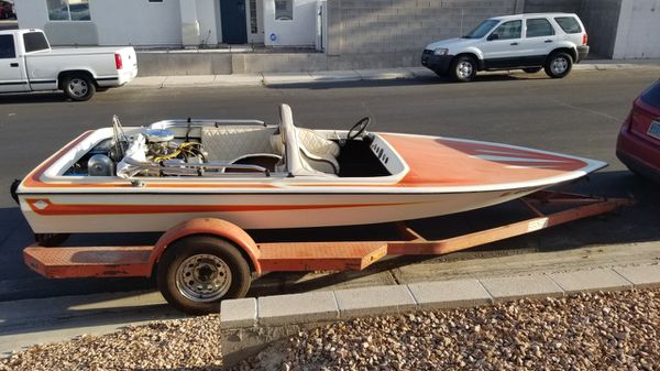 17ft Haskell jet boat for Sale in Las Vegas, NV - OfferUp