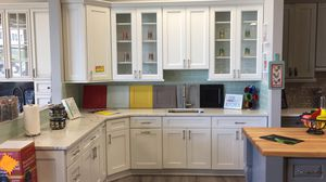 White Shaker Kitchen Cabinets for Sale in Charlottesville, VA