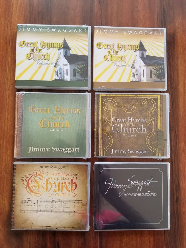 Jimmy Swaggart's Great Hymns of the Church for Sale in Trotwood, OH -  OfferUp