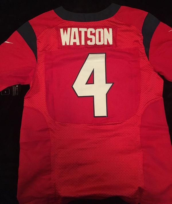 sports shoes 1b7cb 1101d Deshaun Watson Houston Texans jersey for Sale in Charlotte, NC - OfferUp