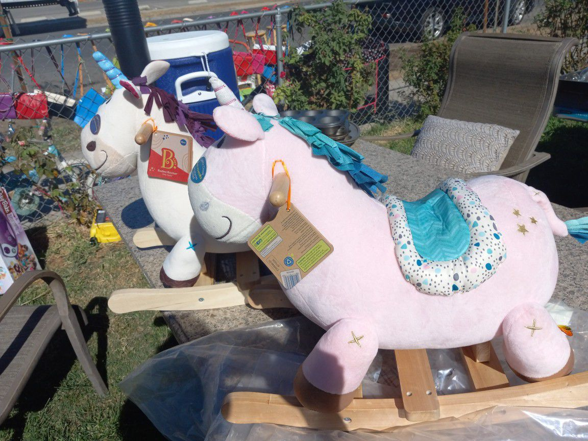 Unicorn Rocking CHAIR