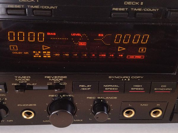 Vintage Pioneer Cassette Deck CT-W650R for Sale in Columbus, OH - OfferUp