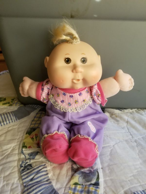 Cabbage Patch Doll For Sale In Edmonds Wa Offerup
