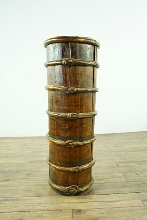 2014380c1abd1d Antique Tibetan Yak Butter Churn (1015909) for Sale in South San Francisco