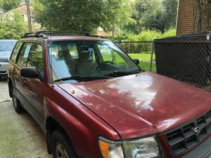 1999 Subaru low mileage. Car located in Silver Spring/Wheaton Maryland. Asking $1,200. Car needs some repairs. for Sale in Wheaton-Glenmont, MD