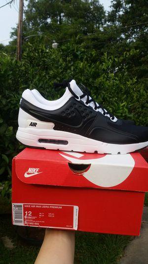 Photo New Nike Air Max Zero Premium men size 12