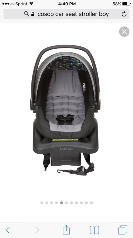 Cosco Car Seat And Stroller For Sale In Phoenix AZ