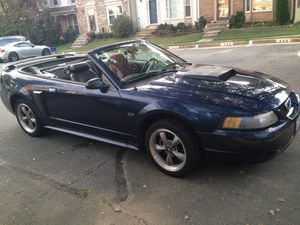 2002 Ford Mustang GT Convertible for Sale in Fairfax, VA
