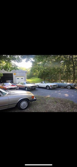 Wanted any Mercedes-Benz convertible cash on the spot for Sale in Annandale, VA
