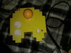 Photo Pac man game
