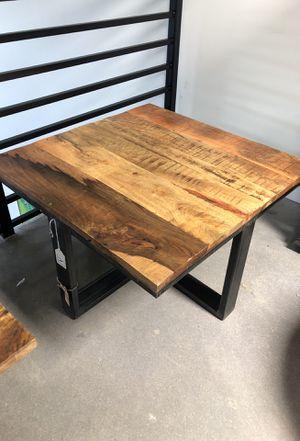 "Medium bohemian rustic coffee table - 32"" x 32"" x 18"" for Sale in Miami Shores, FL"