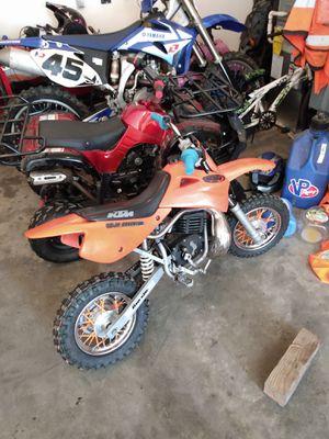 Photo Ktm dirt bike