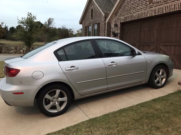 2006 mazda3 for sale in carrollton tx offerup. Black Bedroom Furniture Sets. Home Design Ideas