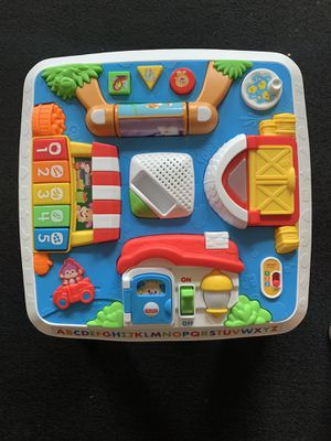Photo Fisher Price Table