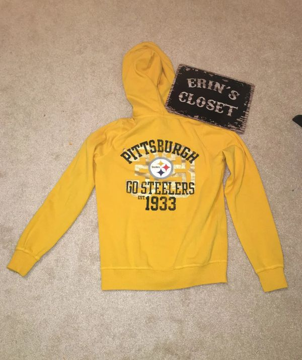 release date: f3837 a9d54 Victoria Secret Steelers Hoodie for Sale in Pittsburgh, PA - OfferUp