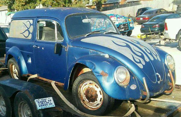 1967 Volkswagen Bug panel truck custom for Sale in Kansas City, MO - OfferUp