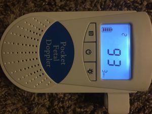 Pocket fetal Doppler for Sale in St. Louis, MO